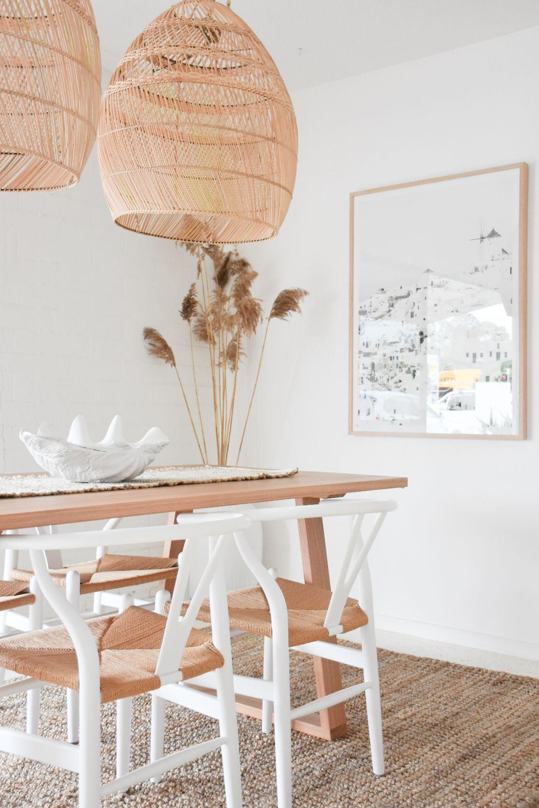 Wishbone Designer Replica Chair in 2020 Dining room