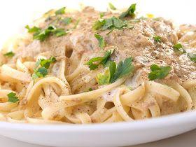 Rezeptwelt: Thunfisch-Spaghetti #recettesympa