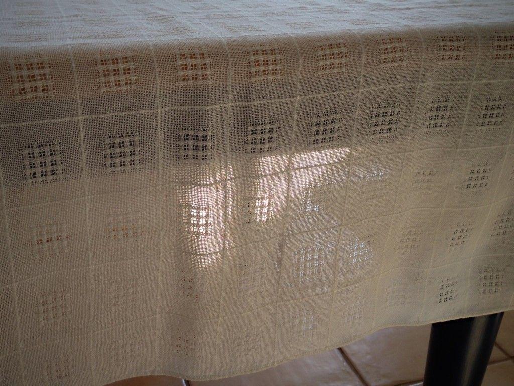 Swedish Lace Handwoven Cloth Karen Isenhower Weave