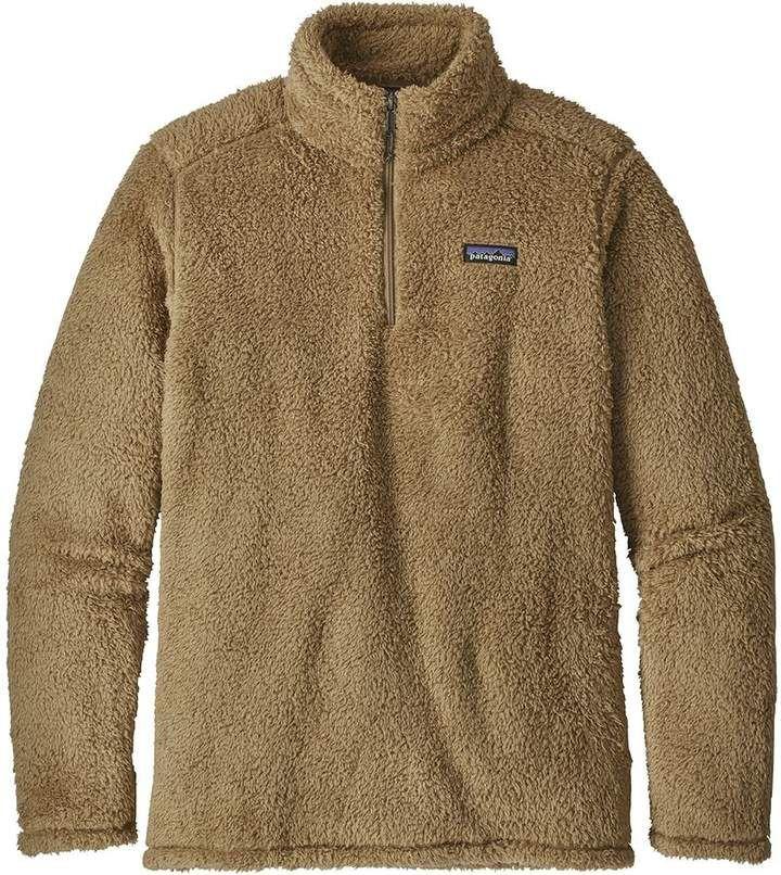 b13fe24aac2a03 Patagonia Los Gatos 1 4-Zip Fleece Jacket - Men s