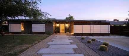 42 Ideas Landscaping Front Yard Ideas Ranch Mid Century 42 century