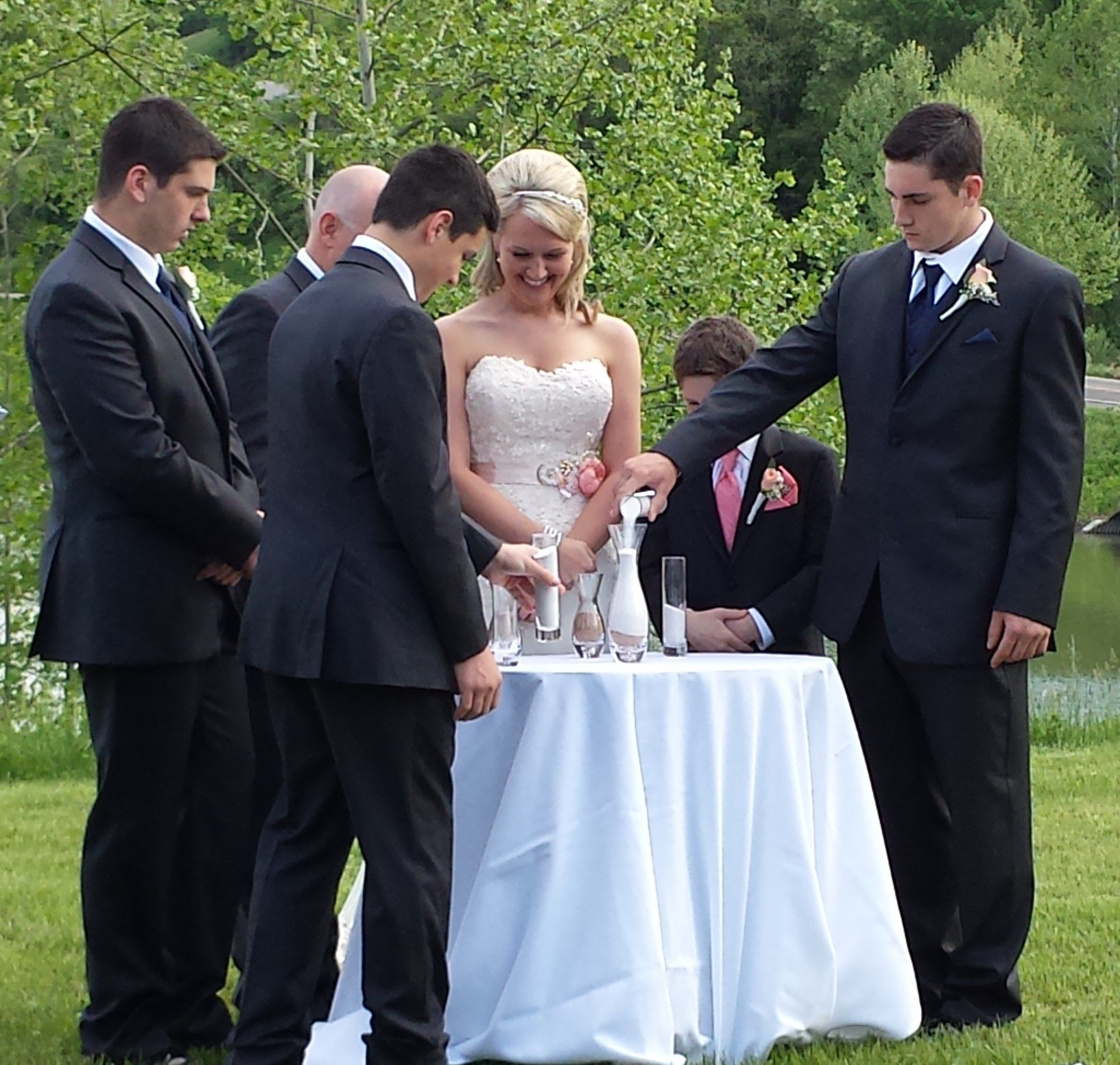 Bride And Groom Only Wedding Ideas: Marriages Not Only Unite A Bride And Groom, They Unite