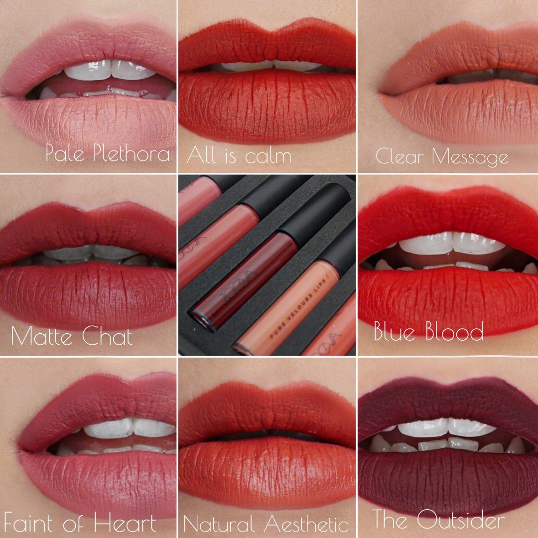 FLÜSSIGER VELOURS LIPPENSTIFT – ARE YOU FILMING?