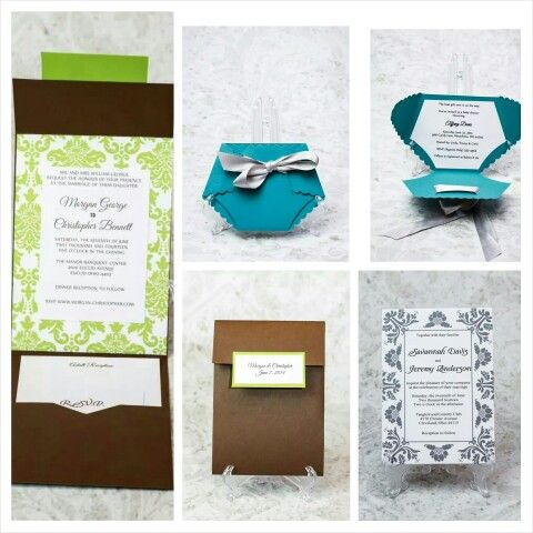Invitations by Kaiden's Custom Kreations