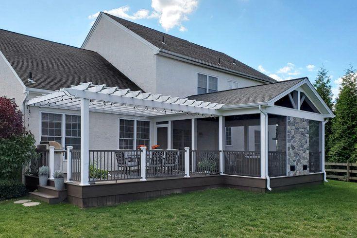 Project Gallery | Chester & Lancaster County PA | Keystone Custom Decks