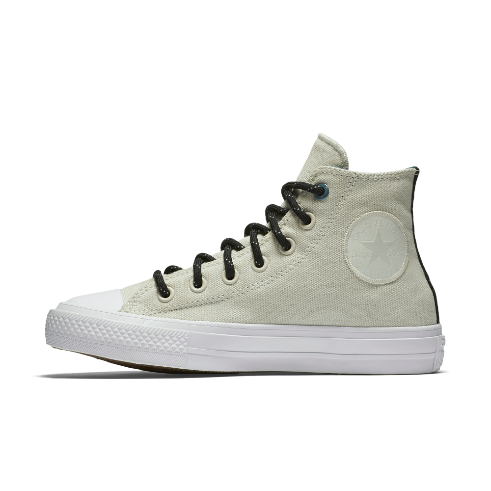 230ed4e744e8ad Converse Chuck II Shield Canvas High Top Women s Shoe Size 3.5 (Cream) - Clearance  Sale