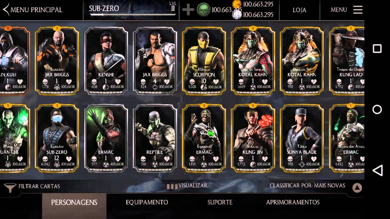 No Verification] Mortal Kombat X Cheats and Hack Free Souls