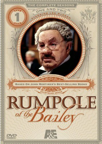 Image result for dvd  rumpole of the bailey