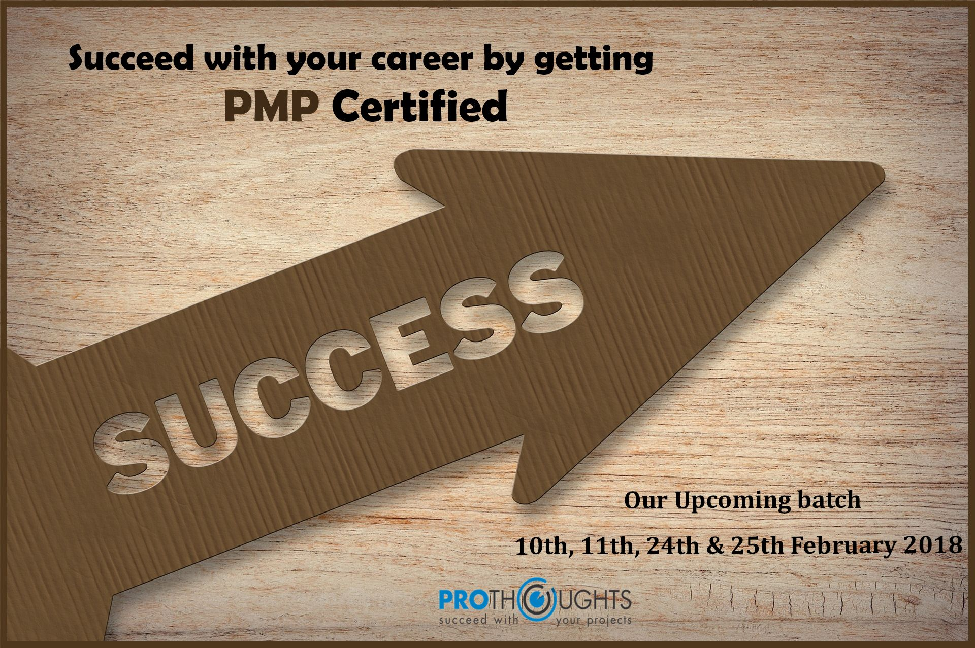 Learning and leadership are indispensable to each other succeed succeed in your career with pmp certification earn 40 more for any further clarification contact 91 8976025057 or email us at sunnyprothoughts 1betcityfo Images