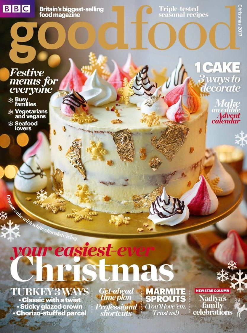 Bbc good food christmas 2017 bbc menu and john torode ul libbbc good foods christmas issue has everything forumfinder Images