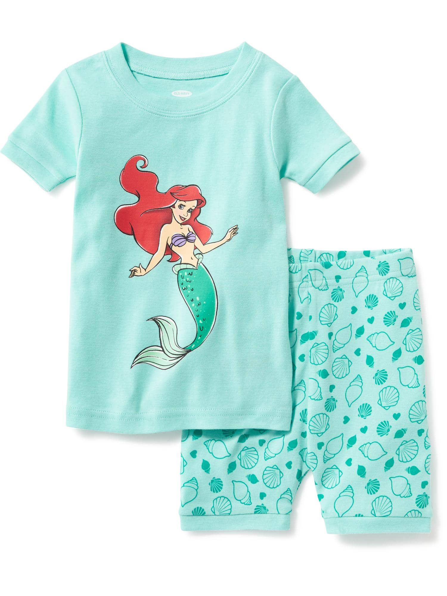Disney© Little Mermaid Sleep Set for Toddler & Baby
