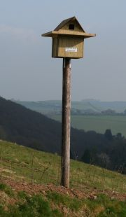 Pole Barn Owl nest-box. How to choose the best nestbox ...