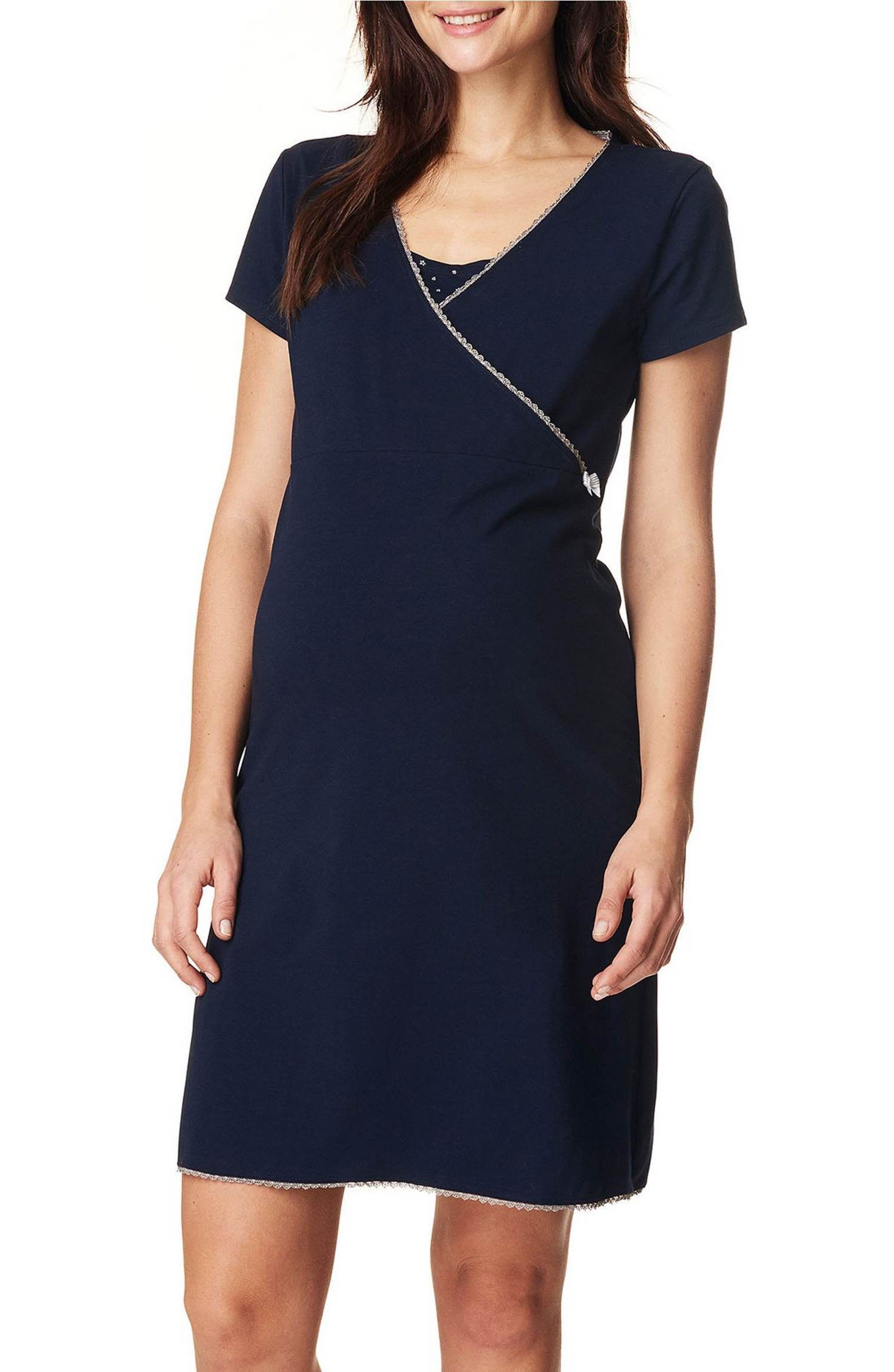 Main Image Noppies Julia Maternity/Nursing Jersey Dress