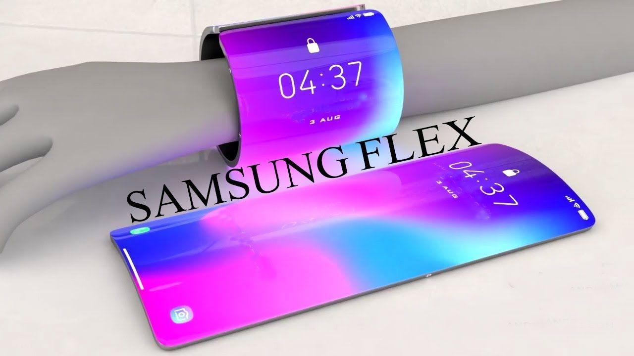 Samsung Galaxy Flex 2020 Future Smartphone Mobile Expert Tecnologia