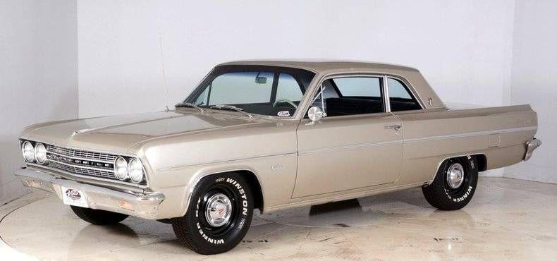 1963 Oldsmobile Cutlass F85 For Sale 1859550 Hemmings Motor