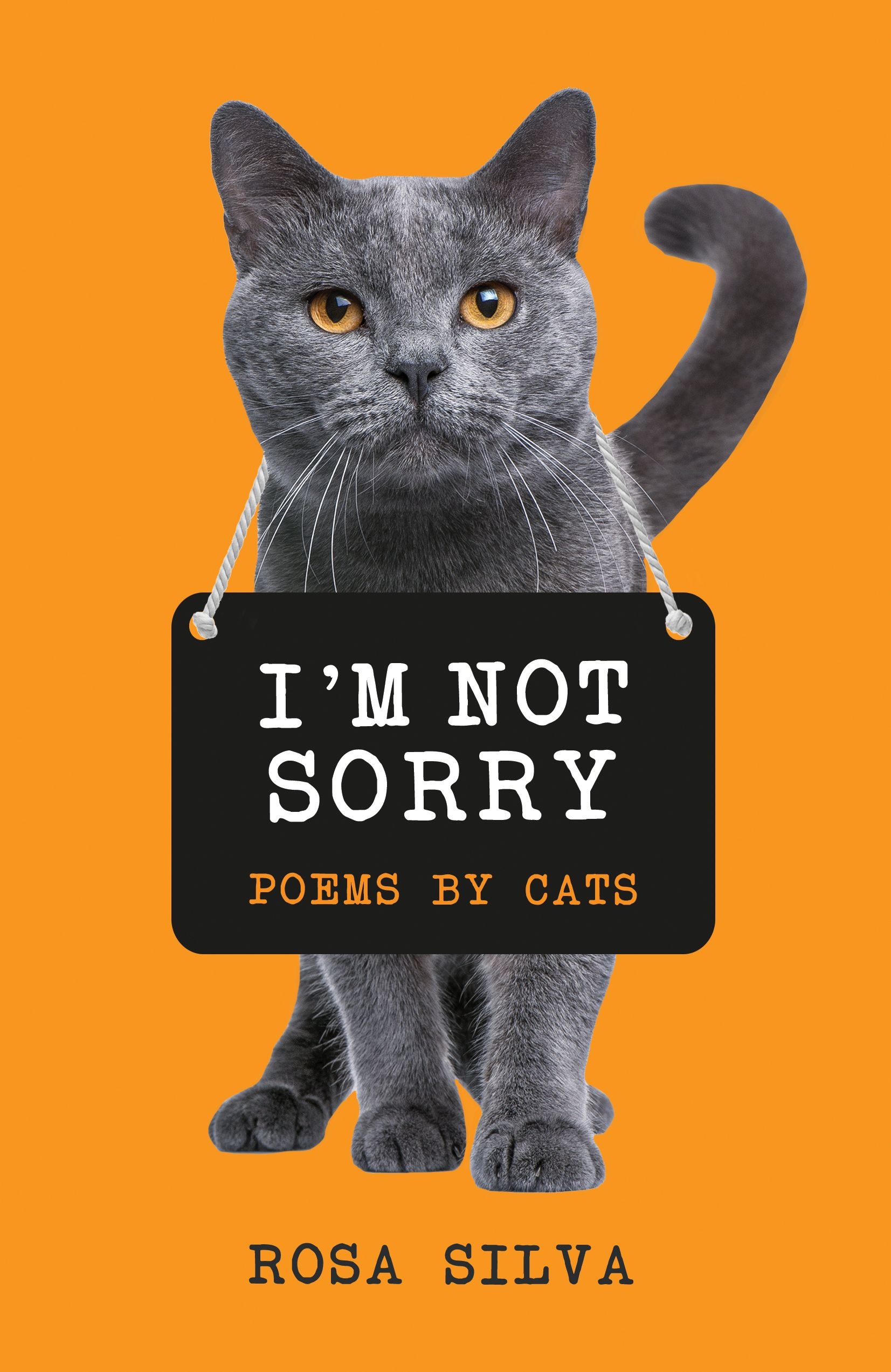 I'm Not Sorry Poems by Cats Cat poems, Crazy cats