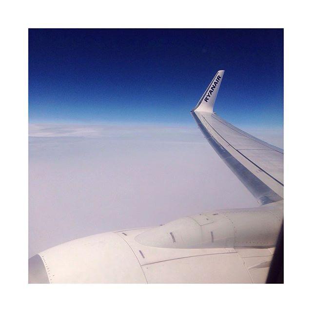 Farvel England ✈️ Tak for 3 fantastiske måneder, som er fløjet afsted! 👌🏻@idaebbesen 😘 #london  #seeyousoon #goodtimes #newchapter
