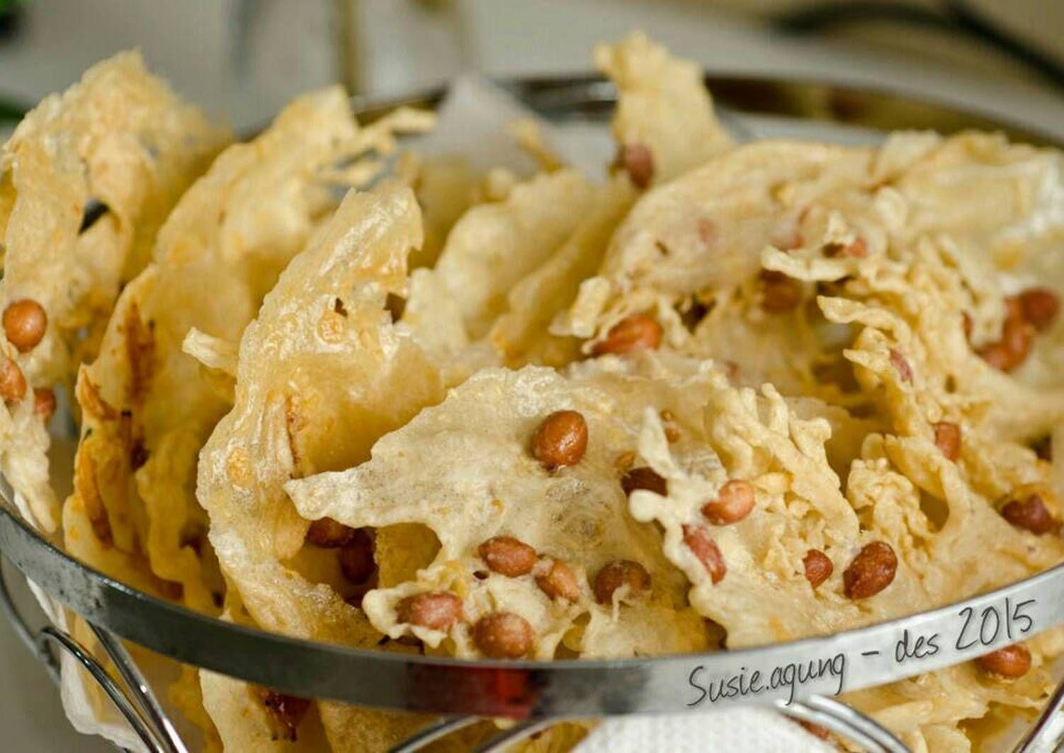 Resep Peyek Kacang Renyah Oleh Susi Agung Resep Makanan Dan Minuman Resep Makanan Masakan