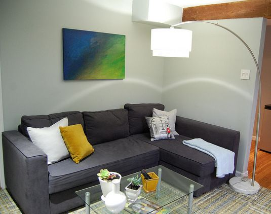 Making The Most Of Space Sofas For Small Spaces Small Curved Sectional Sofa Modular Sofa