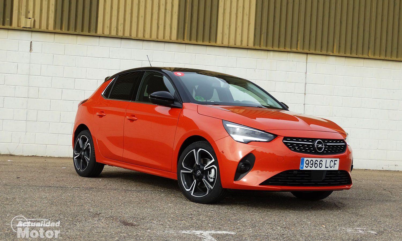 Probamos El Nuevo Opel Corsa F Con Motor 1 2 Turbo De 100 Cv Opel Corsa Motores Ibiza Fr