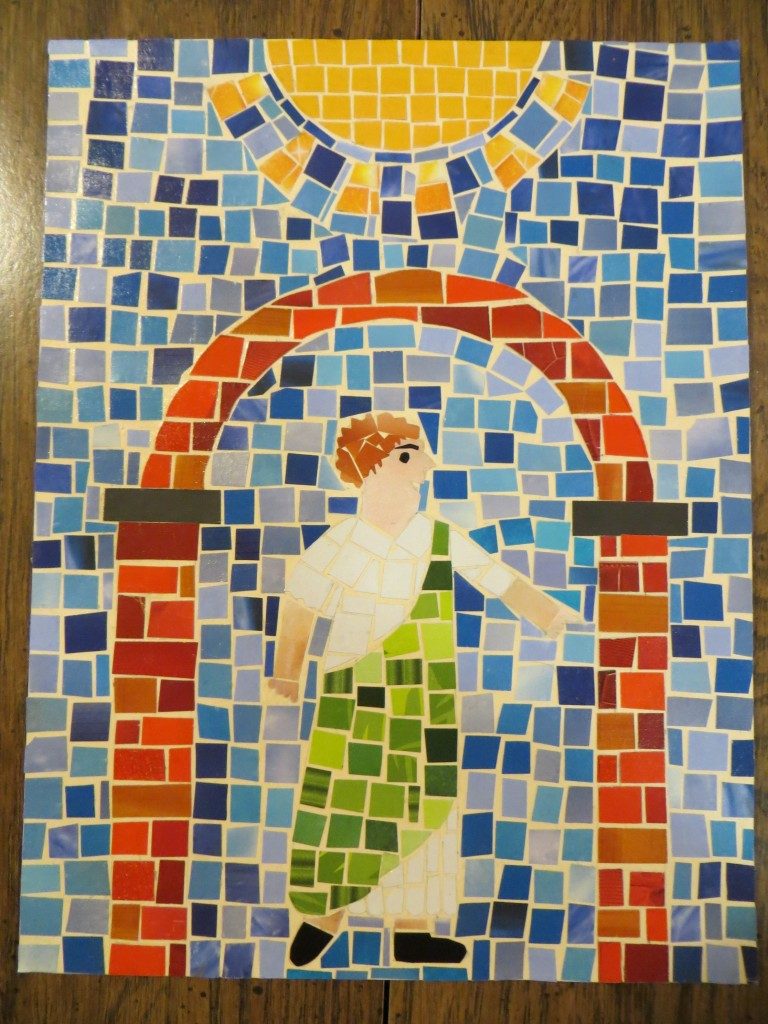 Great Ideas And Example For Roman Mosaic Art In 2020 Roman