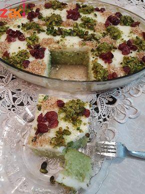 ازكى شي مين سهران ومخمخ لياخد الطريقه زاكي Arabic Sweets Recipes Lebanese Desserts Recipes Food
