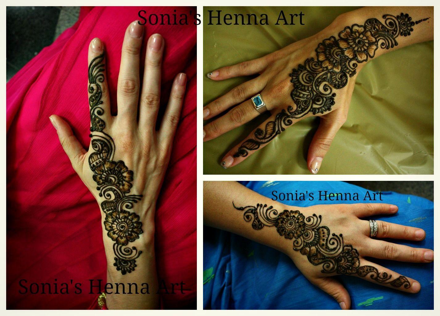 Mehndi Party Hd : Bridal party mehndi by sonia s henna art twitter