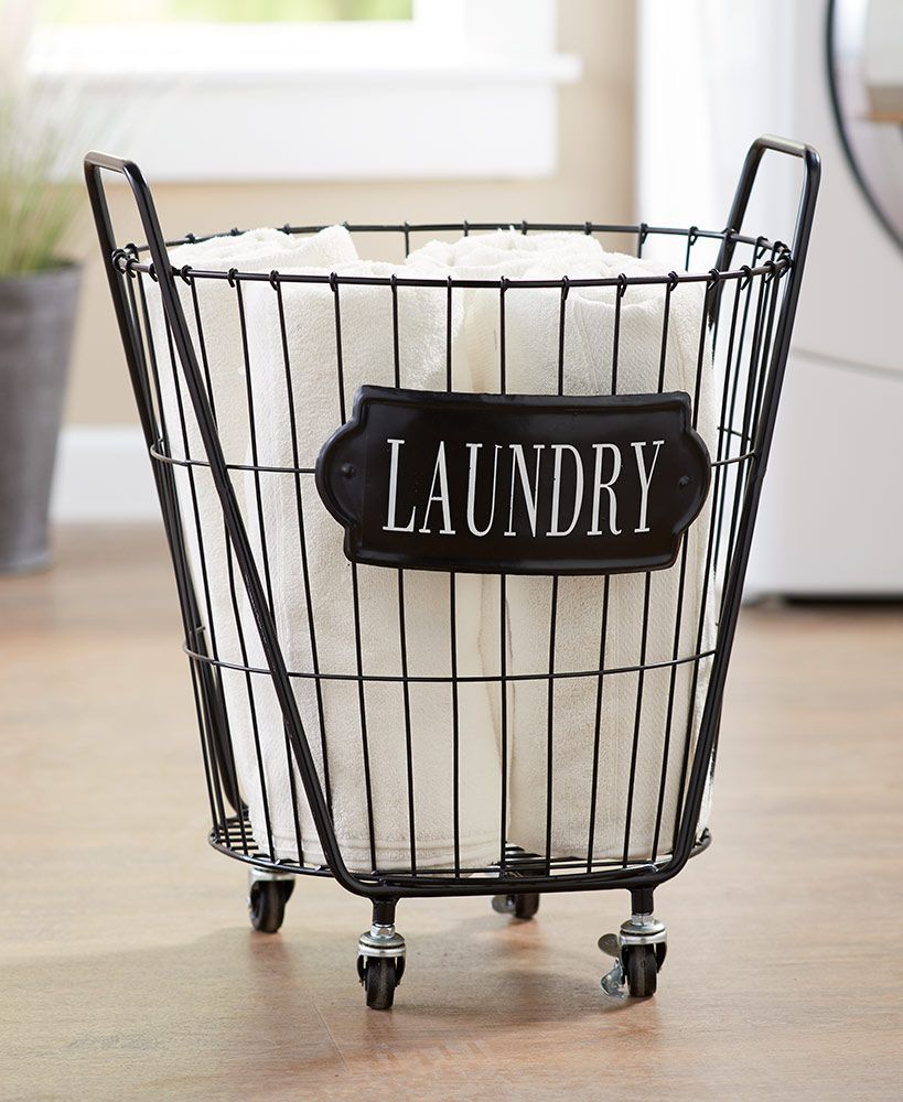 Pin By Karen Rambo On Laundry With Images Laundry Cart