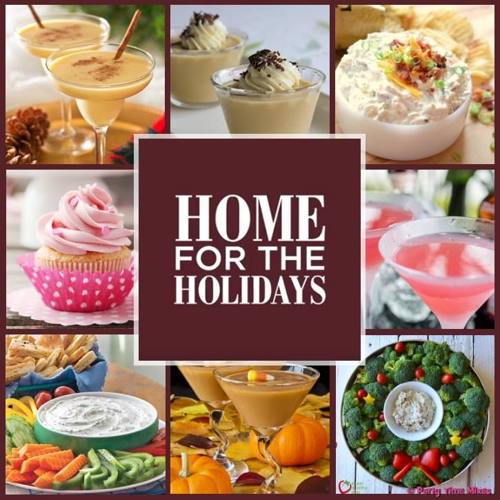 Welcome All Your Family And Friends Home For The Holidays With