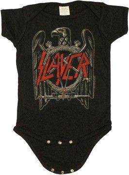 Slayer Onesie