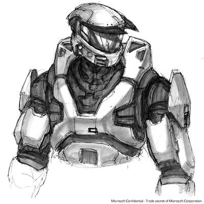 Pin By Sam Welch On Halo Halo Drawings Halo Armor Halo