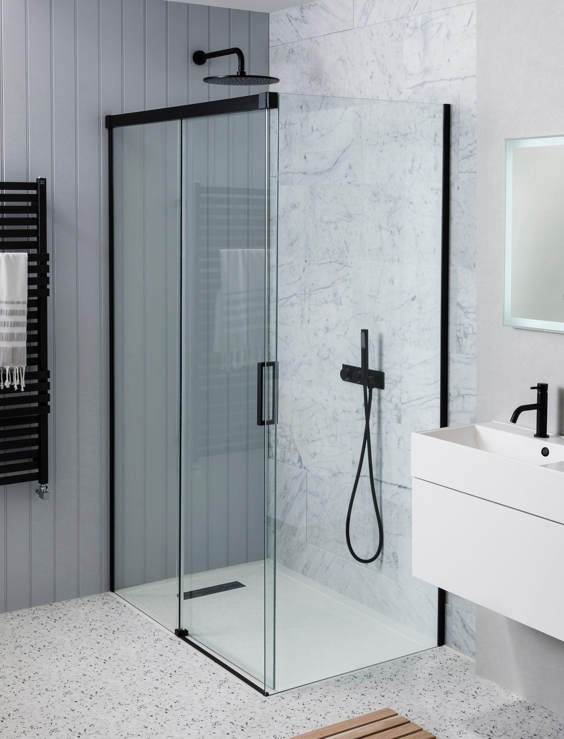10 Luxury Shower Room Design Ideas To Make Delightful Bathing Shower Doors Sliding Shower Door Luxury Shower