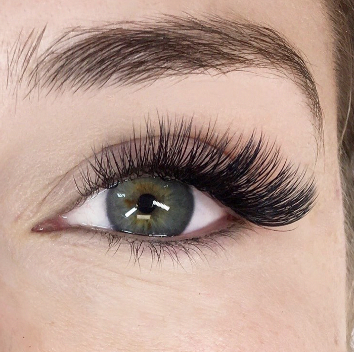 Can You Get Eyelash Extensions Wet In The Shower Modern Eyelash Makeup Artist Aftercare Instruction Flyer Zazzle Com In 2020 Makeup Eyelashes Eyelashes Makeup