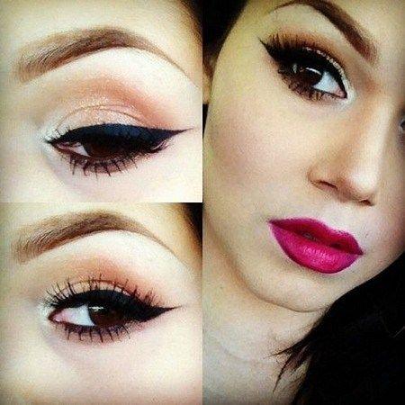 easy stepstep makeup 006  makeup eye makeup