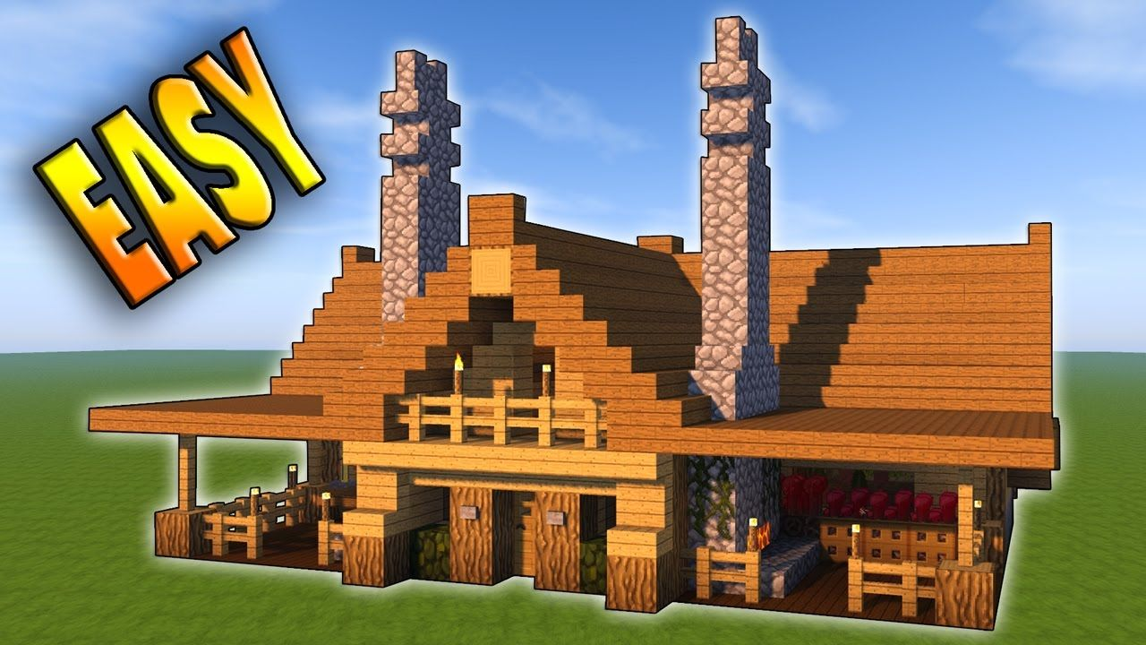 Minecraft: How To Build The Ultimate Survival House ...