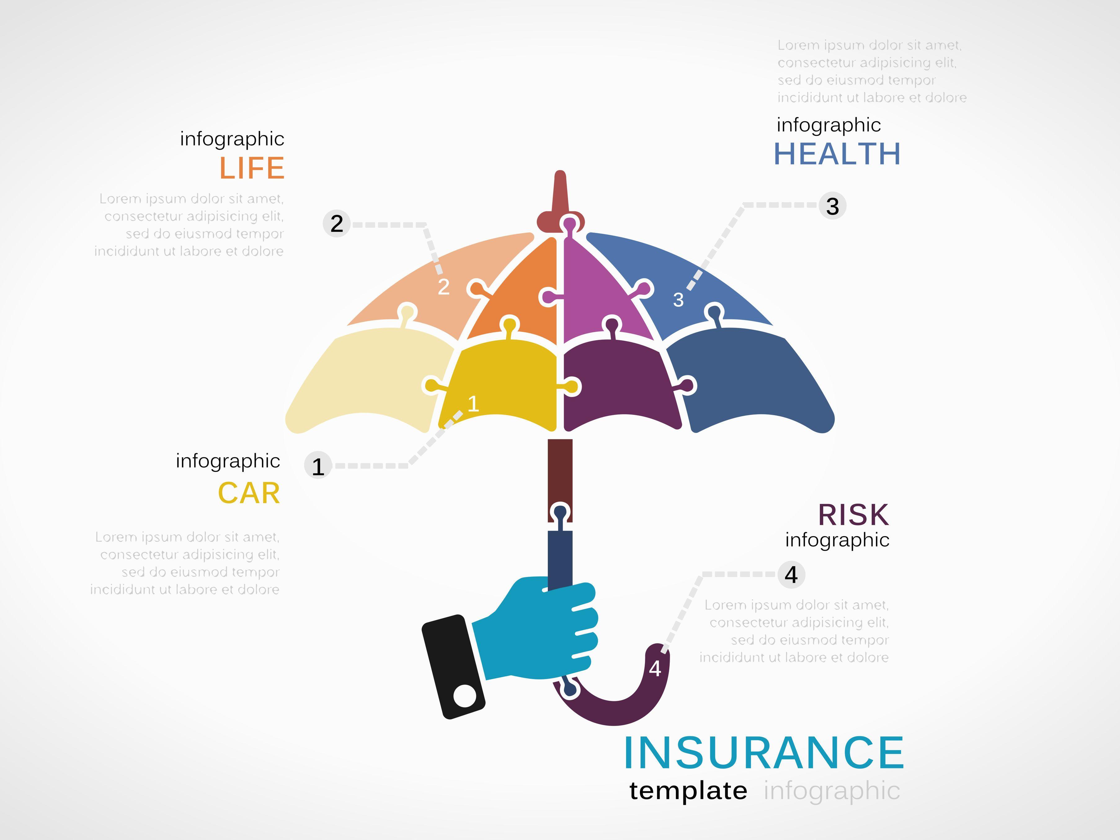 Managing Retirement Black And Retired Infographic Umbrella Umbrella Photo