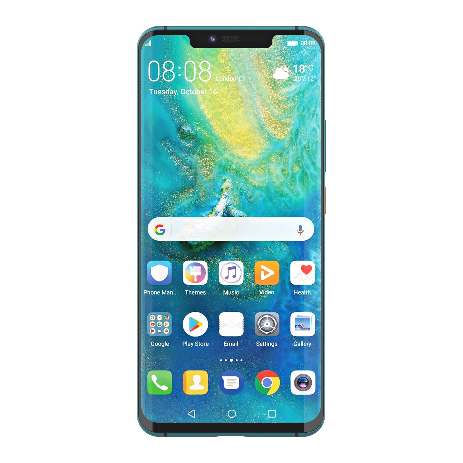 Huawei Mate 20 Pro All Color Smartphone Huawei