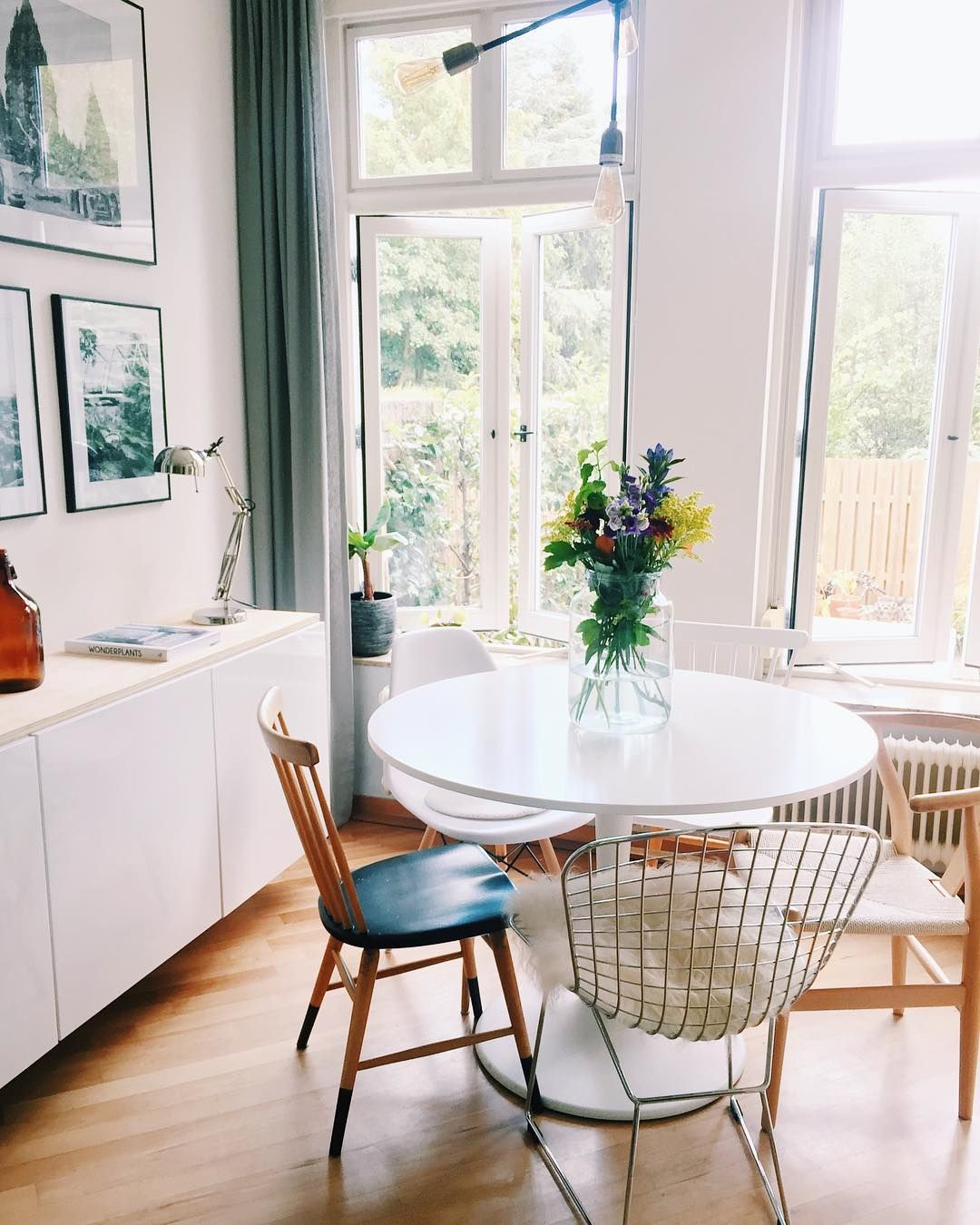 Beste Photowall Ikea Vintage Chairs House Doctor