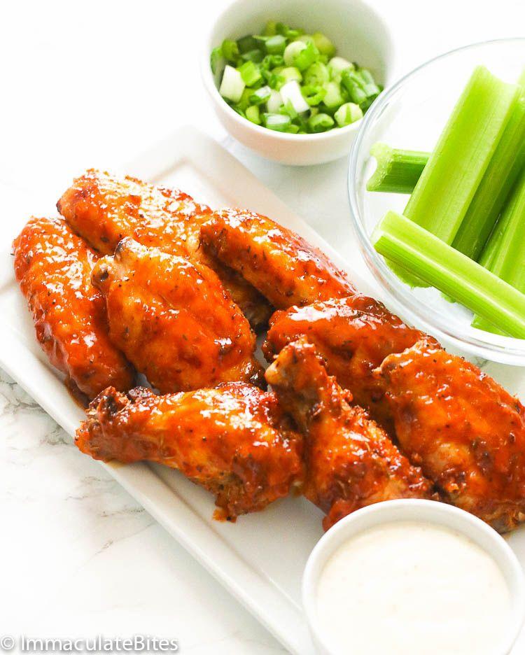 Buffalo Wings, Spicy Recipes