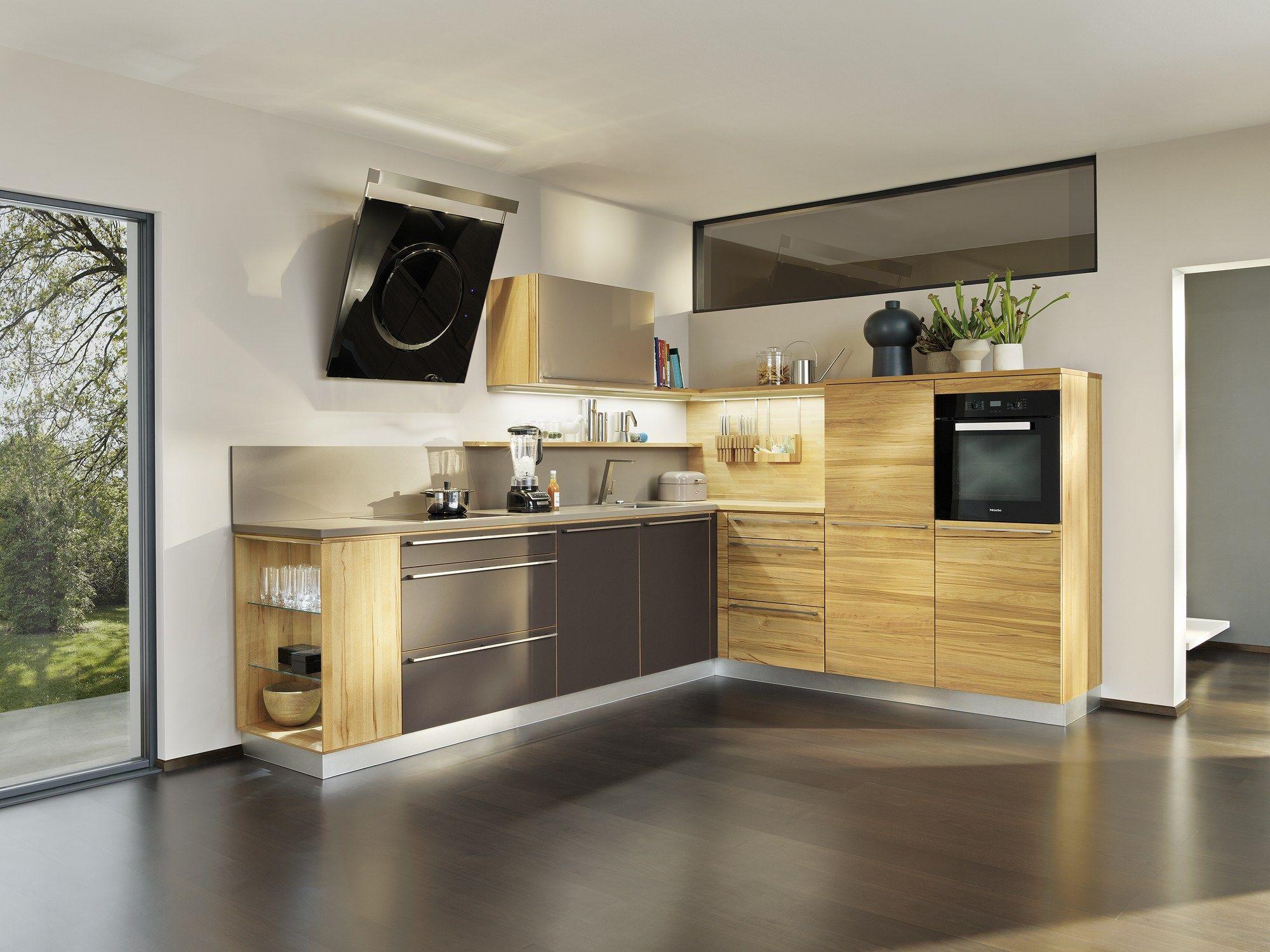 L1 Kitchen by TEAM 7 Natürlich Wohnen