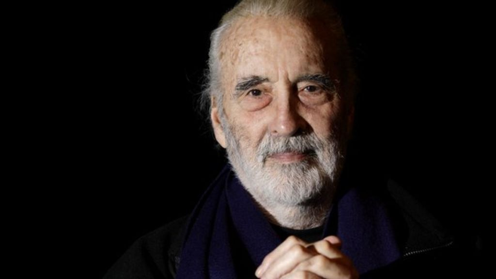 Pin On Christopher Lee