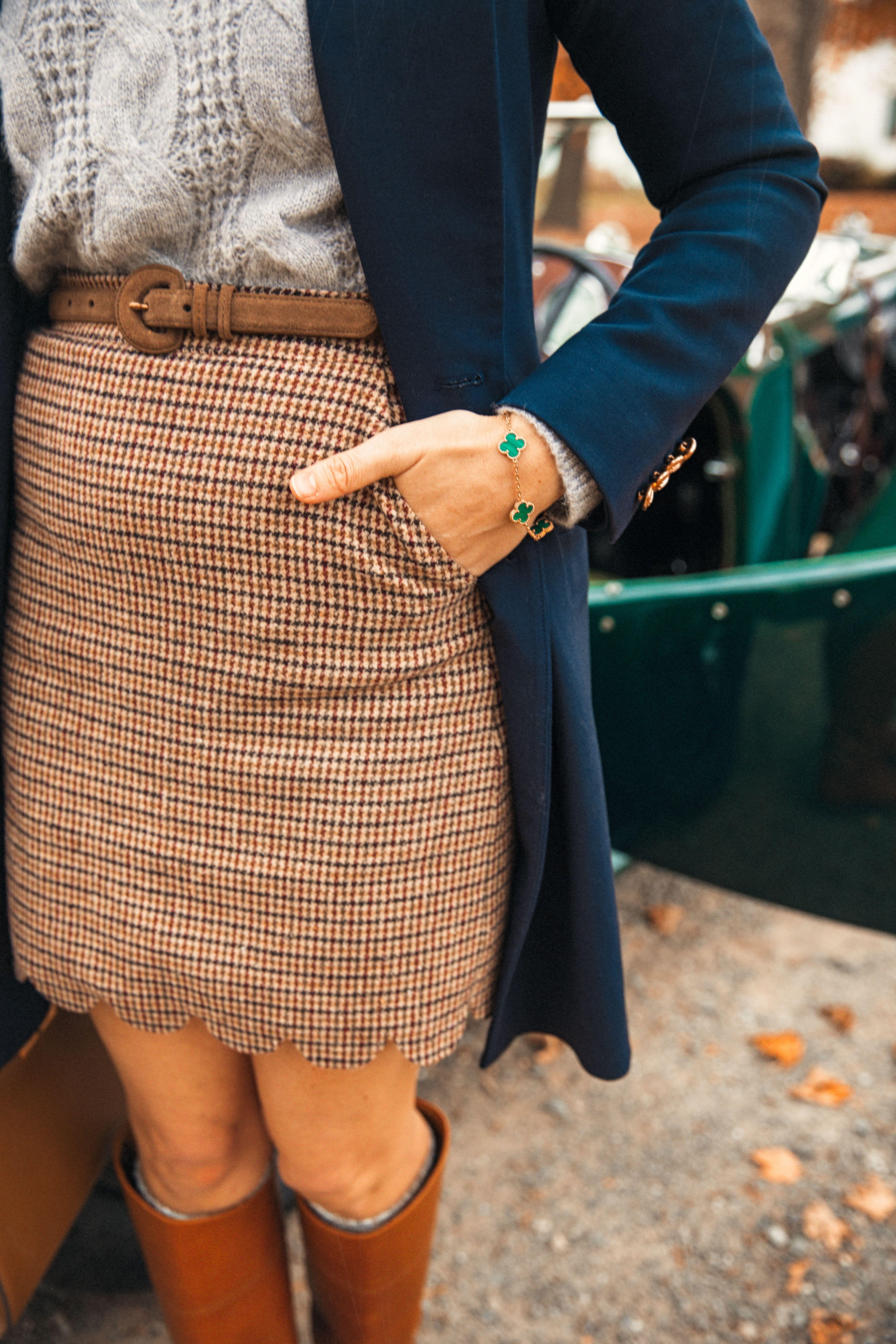 November Drive – Classy Girls Wear Pearls