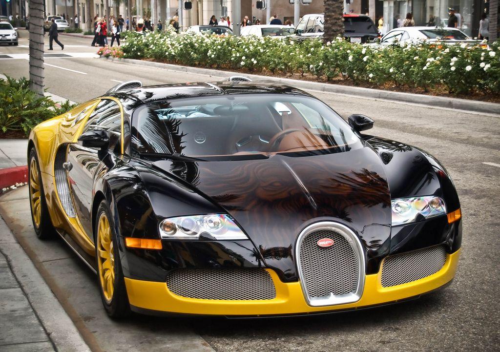 Veyron Bumblebee Bugatti veyron, Bugatti