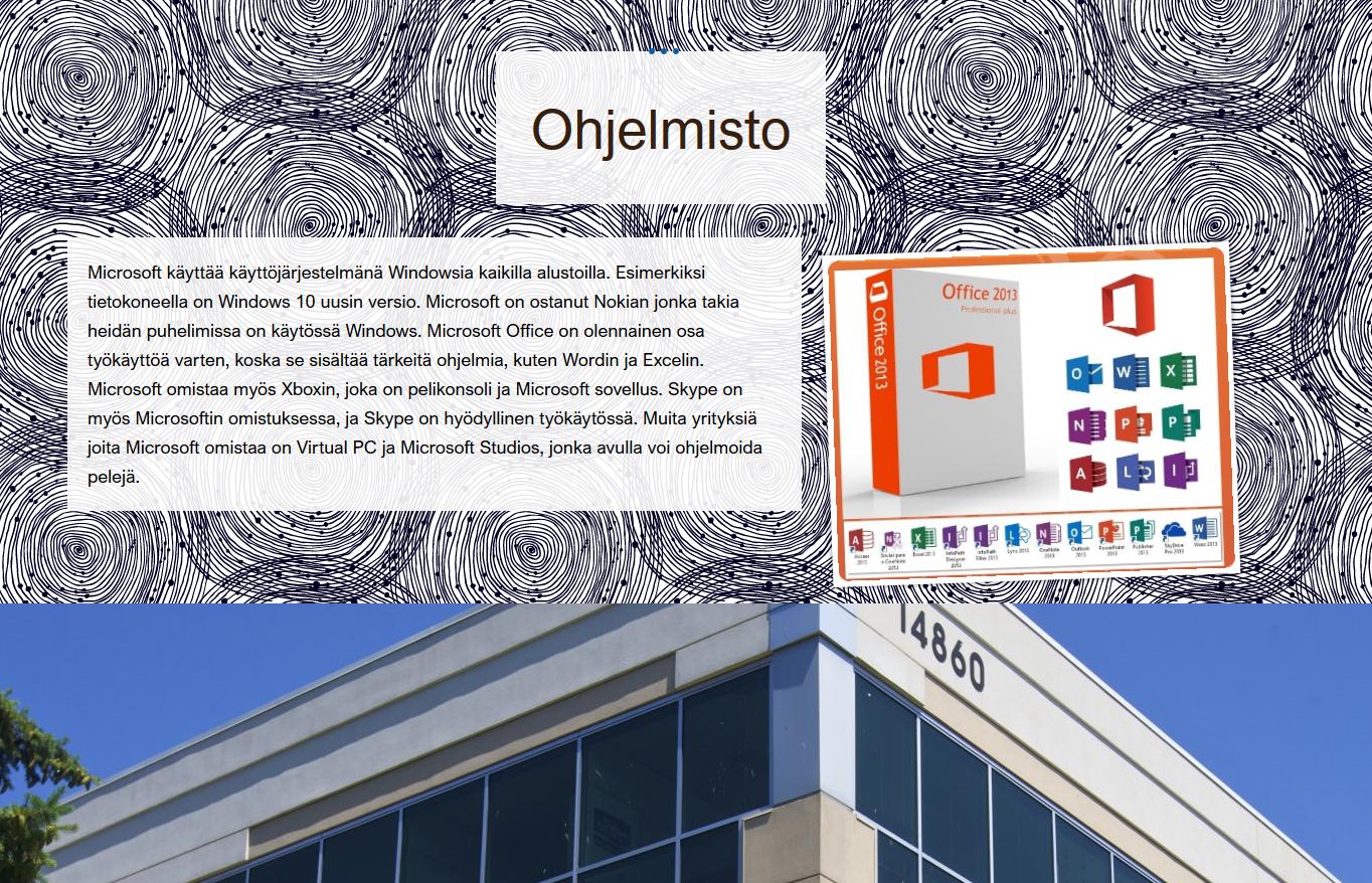 Pin by Joonas on Eri esityksiä (With images) Microsoft