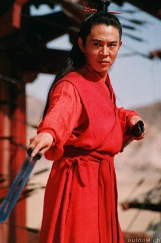 Jet Li in Hero | My Jet Li | Jet li, Kung fu martial arts ...