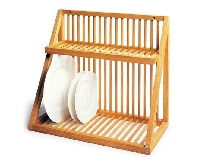 5 Favorites: Space-Saving Dish Racks | Dish racks, Plate racks and ...