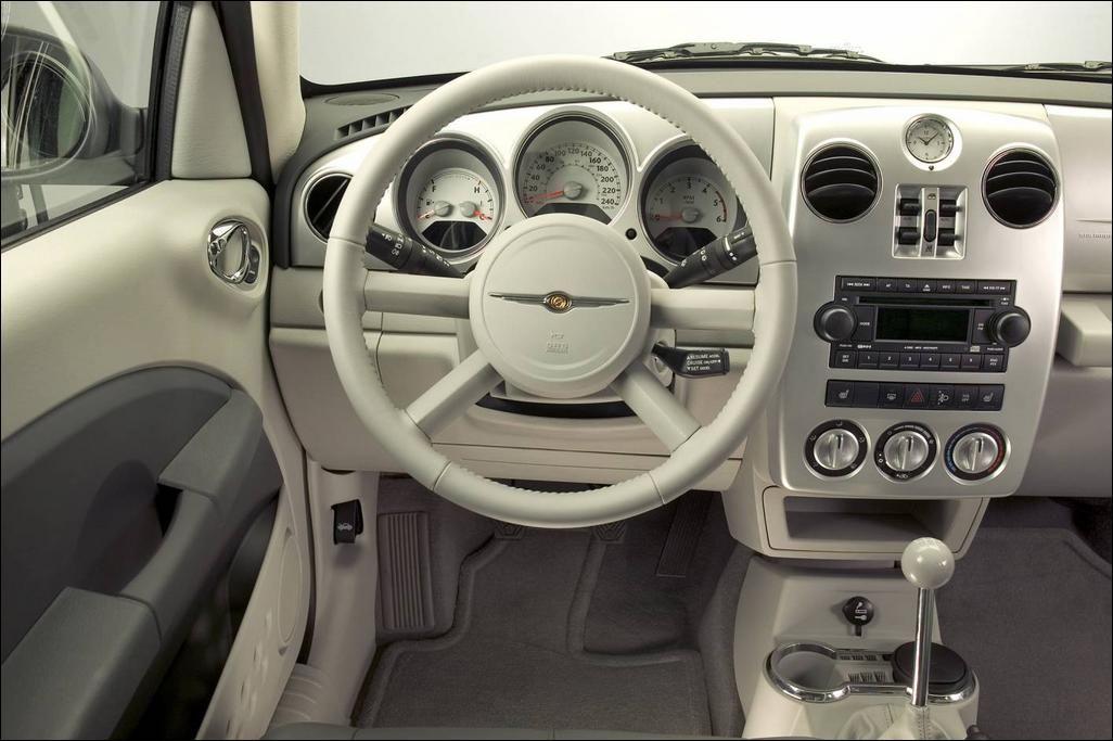 Chrysler Pt Cruiser Limited Edition Chrysler Pt Cruiser