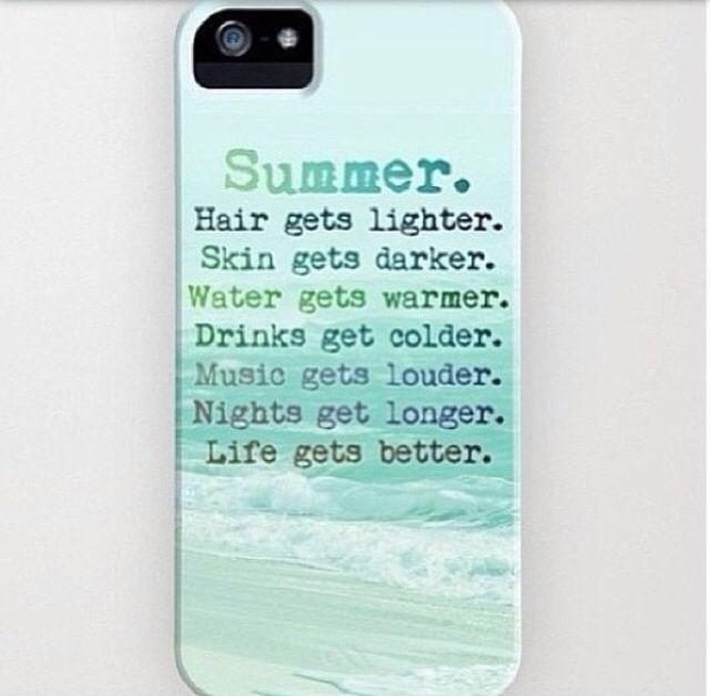 Summers :D