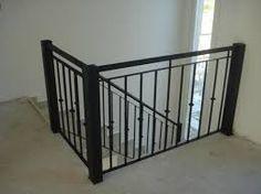 Resultado de imagen para barandales para balcones de - Escaleras de hierro forjado ...