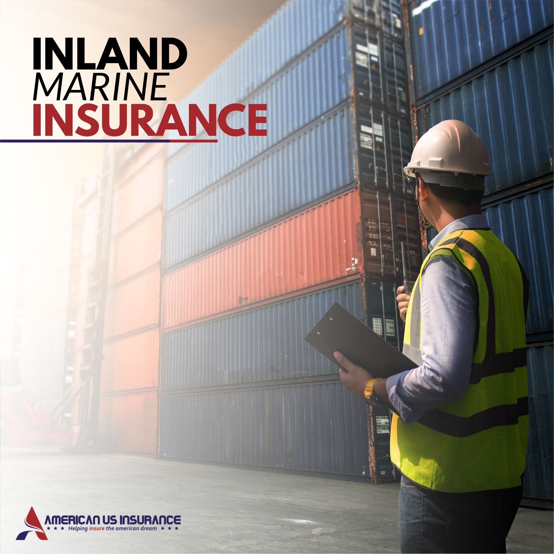 A Commercial Inland Marine Floater ensures your property